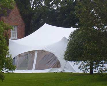 hire capri marquee models for stylish weddings and events