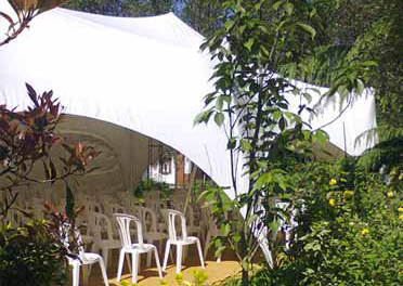 hire of marquees in and around Northamptonshire