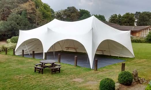 marquees for hire in Duston Northants